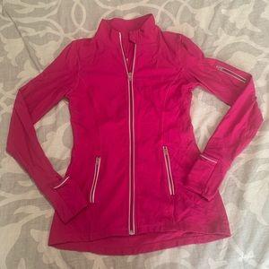 Hot pink Kirkland signature performance jacket